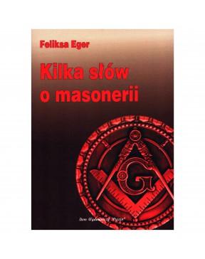Feliksa Eger - Kilka słów o...