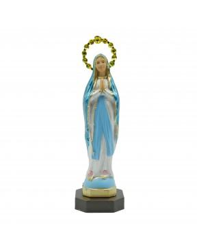 Matka Boża różańcowa 17 cm...