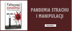 """Fałszywa pandemia"" - pandemia strachu i manipulacji!"